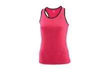 Mizuno 77RB321 tshirt sport Femme DryLite orange/noir